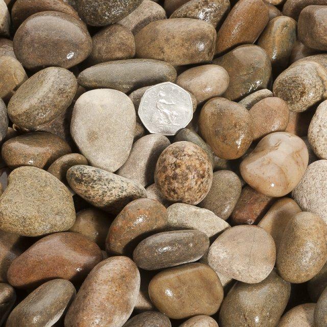 Loose Stone Driveway