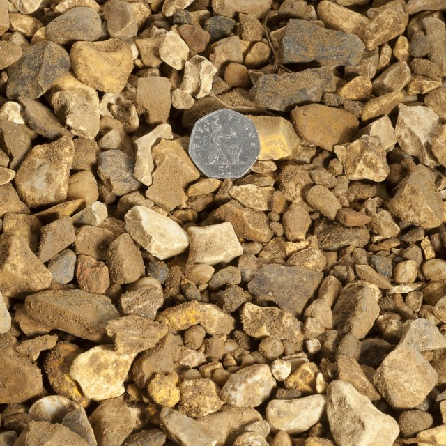 Buy Recycled Shingle 20mm Dorset Delivery Or Collection