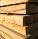 New Oak Sleepers (2400mm x 200mm x 100mm)