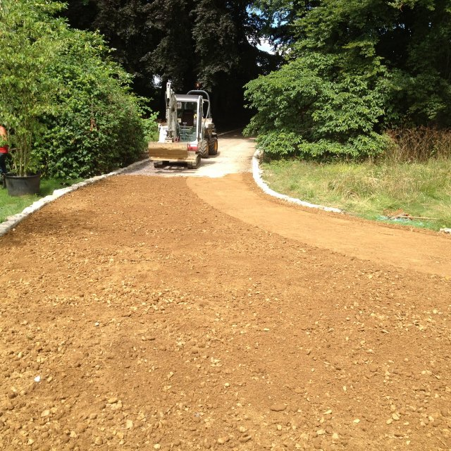Buy path gravel dorset delivery or collection Types of pathways in landscaping