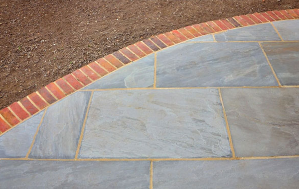 Patio Paving Case Study in Lower Parkstone