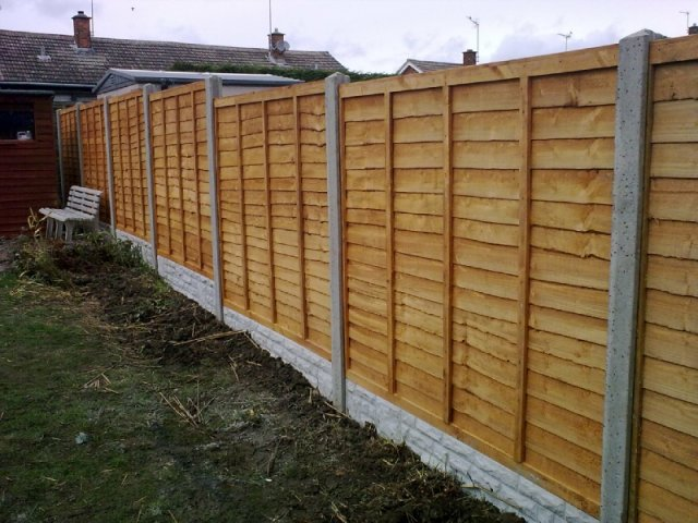 Concrete Fence Post 9ft Collect Only