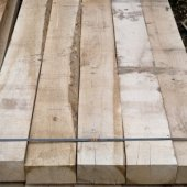 New Pine Sleepers (2400mm x 200mm x 100mm)